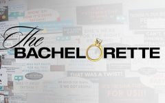 This season's title picture of The Bachelorette, and it sure is drama-filled!