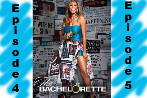 This season of The Bachelorette features the new bachelorette Tayshia Adams.