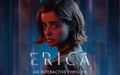 Erica, an interactive thriller where you make the decisions.