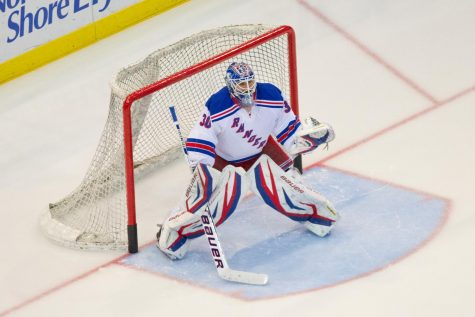 Henrik Lundqvist was the spotlight player for the New York Rangers most of his career.