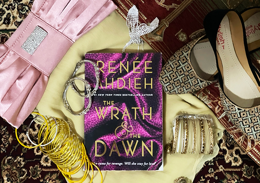Renée Ahdieh's debut novel,