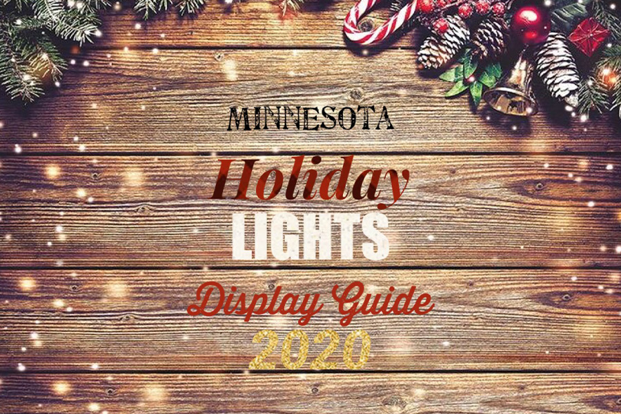 Minnesota Holiday Lights Display Guide 2020.