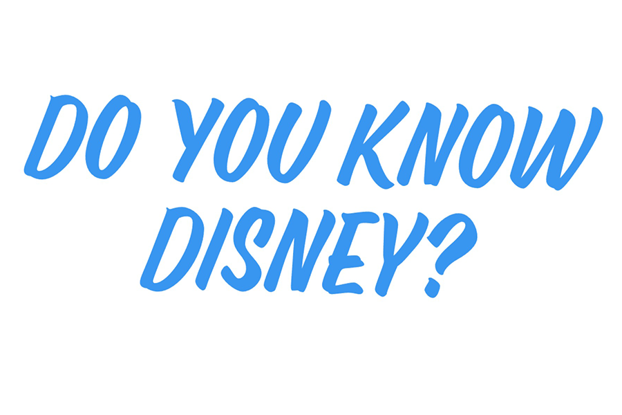 This is a trivia podcast that focuses specifically on Disney trivia