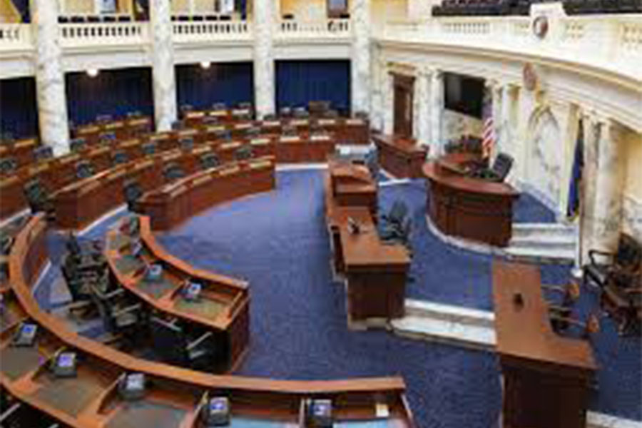 The US House of Representatives floor is where Trump's second impeachment was decided.