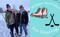 Winter Activities- Ice Skating