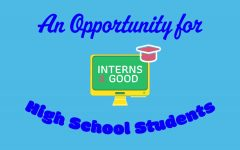 Interns4Good is run by a diverse group of high school students around the country.
