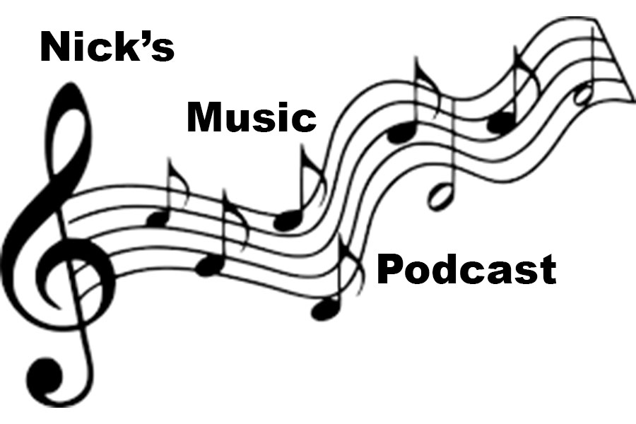 In Nick's Music Podcast, we obviously talk a lot about music! So if you like music, check it out.
