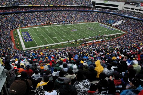 Ralph Wilson Stadium, home of the Bills, potentially can be host of the 2021 AFC Championship Game.