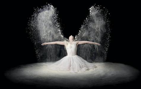 Let Go, My Little Ballerina