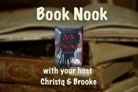Come join Book Nook, it