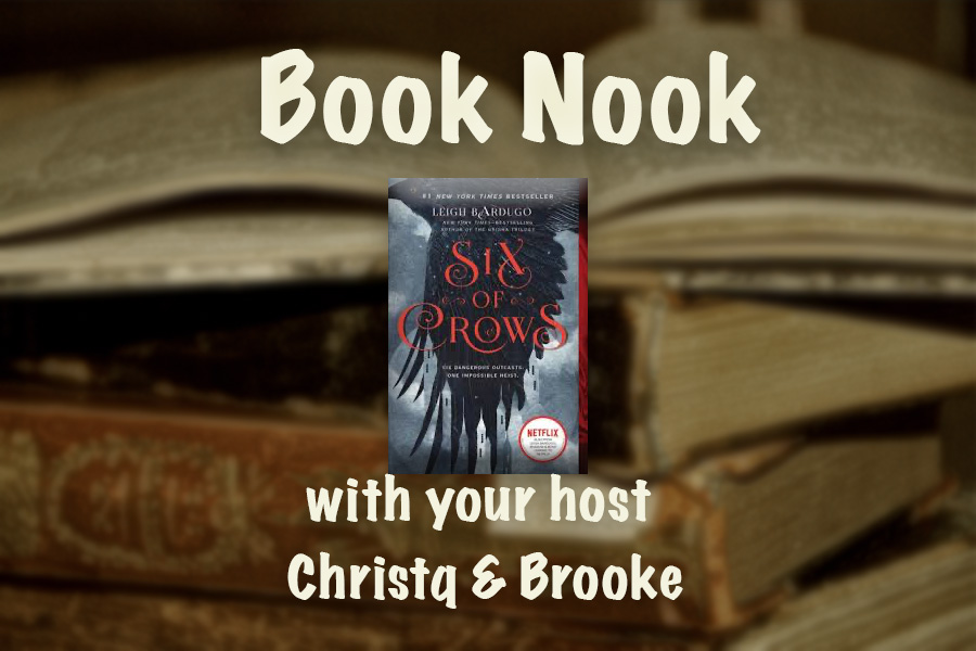 Come join Book Nook, it's always a good time to talk about this book.