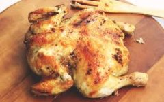Chicken is a great place to start if you're creating a delicious meal.