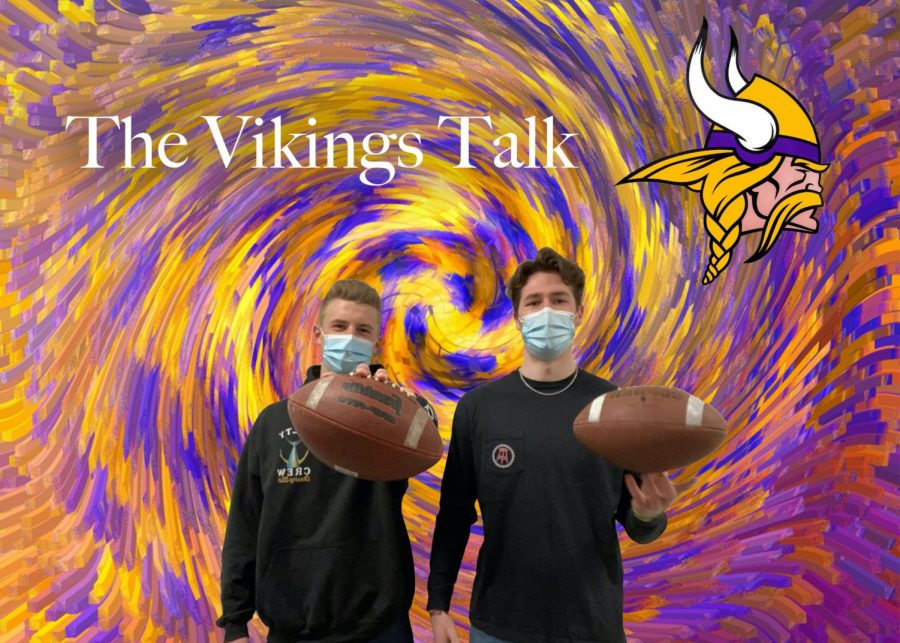 Garrett and Mike talk about the Vikings.