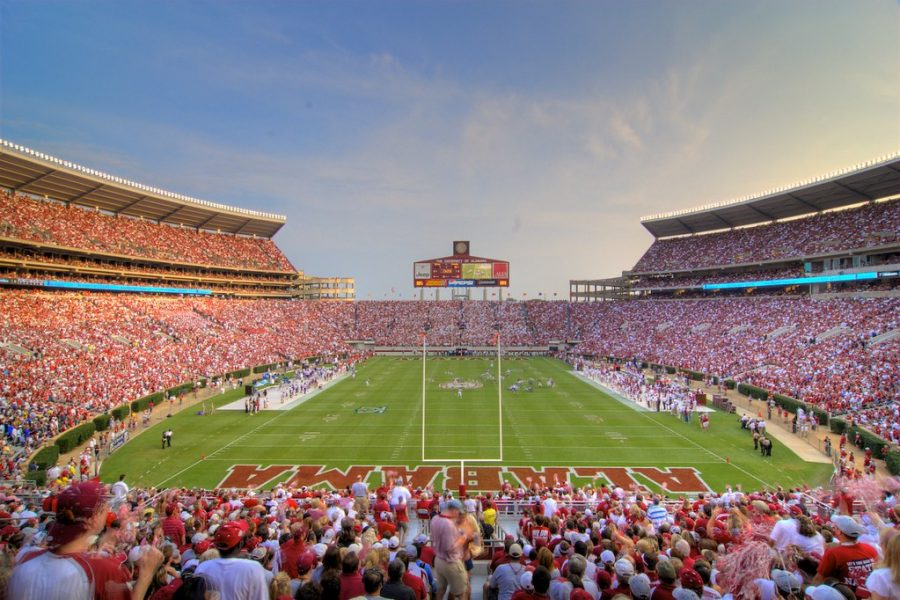 The University of Alabama is arguably the biggest powerhouse in college football history.