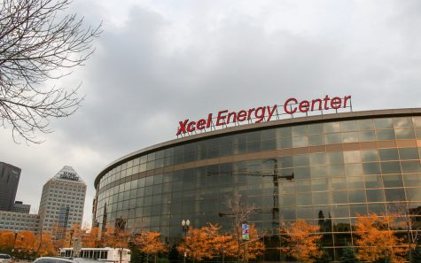 The Xcel Energy Center in Minnesota will soon host the Wild
