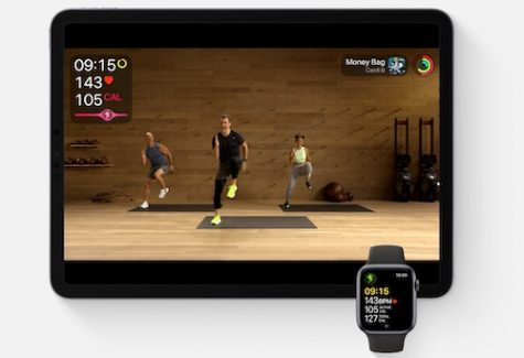 Features of Apple Fitness+