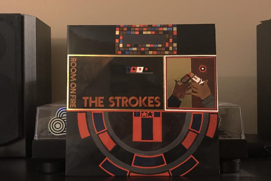 The+Strokes+sophomore+album+Room+On+Fire+turns+18+this+year.