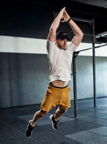 Nike's HIIT training
