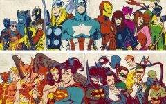 Students and Staff decide which is better, Marvel or Dc