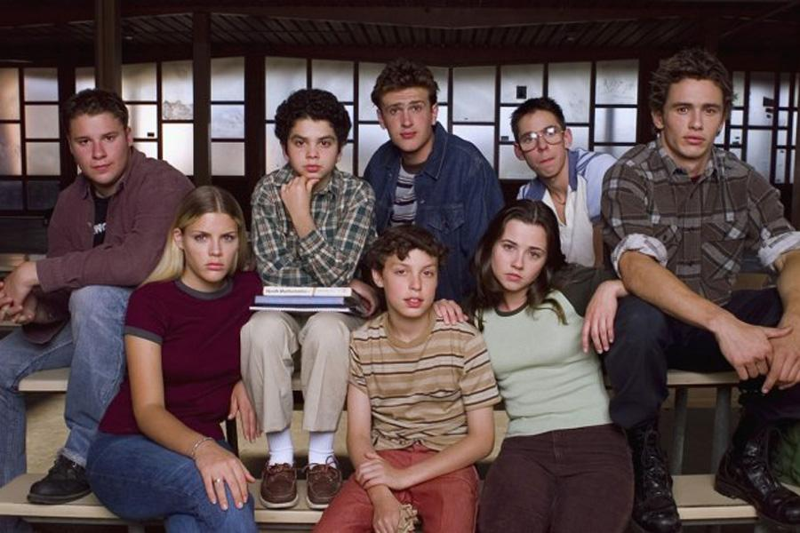 Freaks and Geeks launched the careers of many well known celebrities.