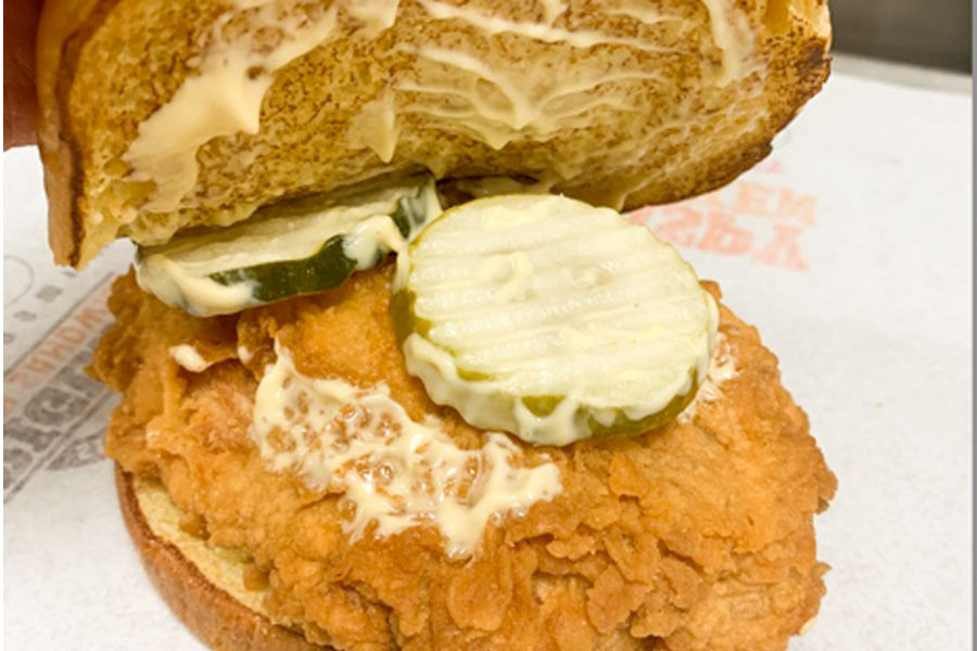 Burger King's New Hand-Breaded Chicken Sandwich coming soon!