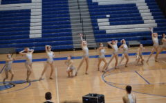 The Sartell Dance Team secures their state spot with a win at sections.