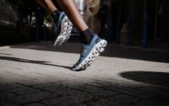 The second generation of the On Cloudswift delivers enhanced cushioning, grip and rocker shape to the city streets in a uniquely Swiss silhouette—minimal, functional and all about the details. -On