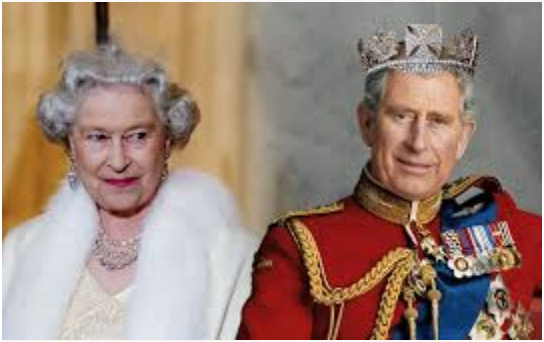What would happen if The Queen died?