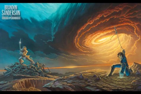 Cover art for the Words of Radiance
