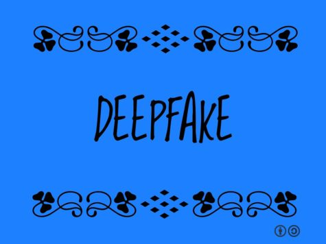 Deepfake is technology that can be used to deceive the public.