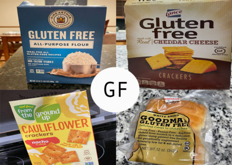 I reviewed and shared my thoughts on a variety of different gluten-free foods.