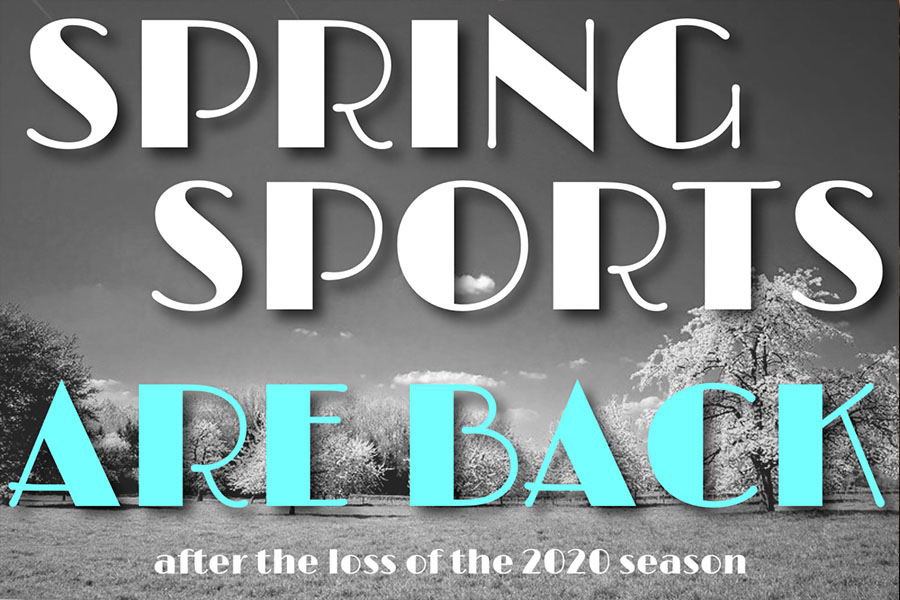 Springs sports return after loss of 2020 season