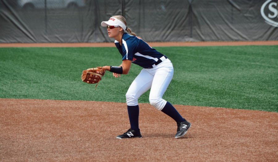 Ava has played for two club softball teams, including the Minnesota Force.