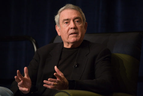 The night of October 4th, 1984 was a night CBS anchorman Dan Rather would never forget