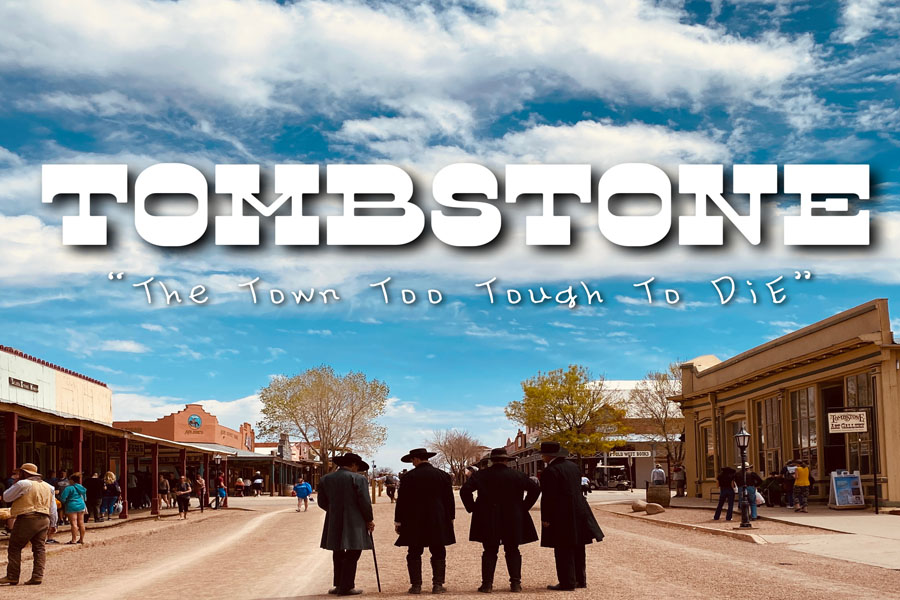 O.K.+Corral+actors+on+the+main+street+in+Tombstone.