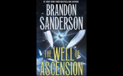 The book cover to The Well of Ascension written by Brandon Sanderson