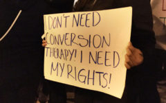 Conversion therapy is a practice that is receiving widespread criticism.