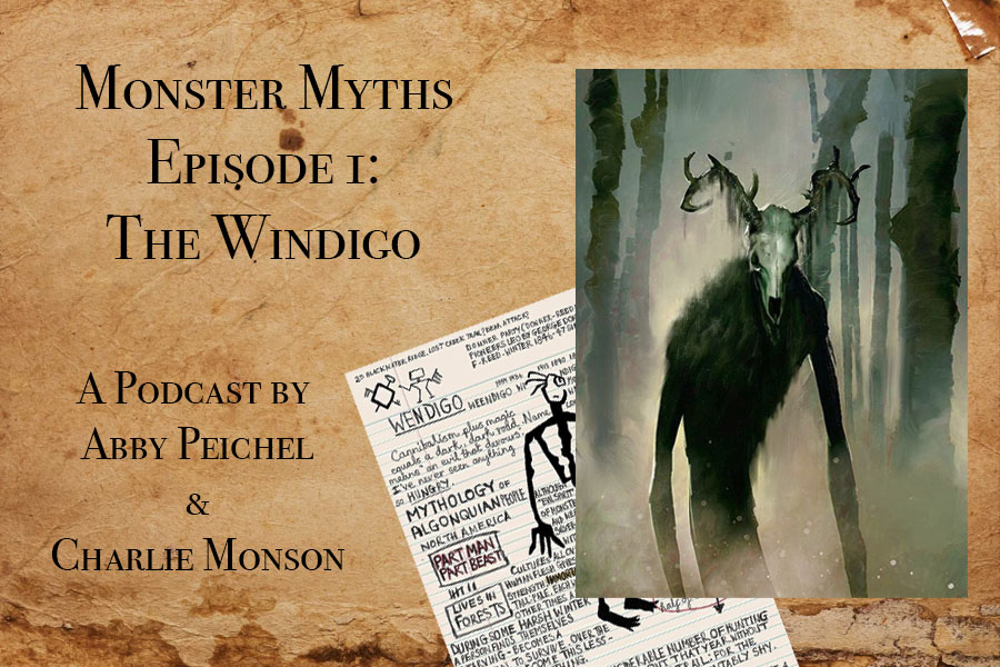 Our first myth is the terrifying Windigo.