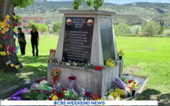 Monument for the children who lost their lives at Canadas preliminary schools.