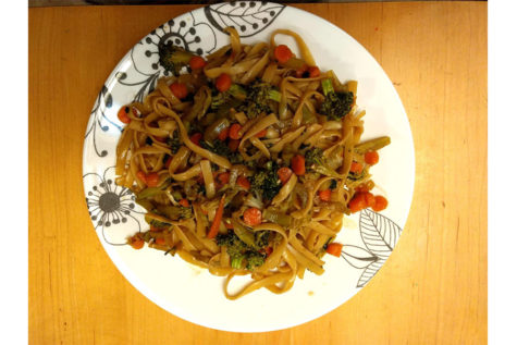 Japanese pan noodles are easier to make at home than you might think!